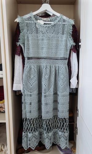 Платье корейского бренда размер 40-42-44