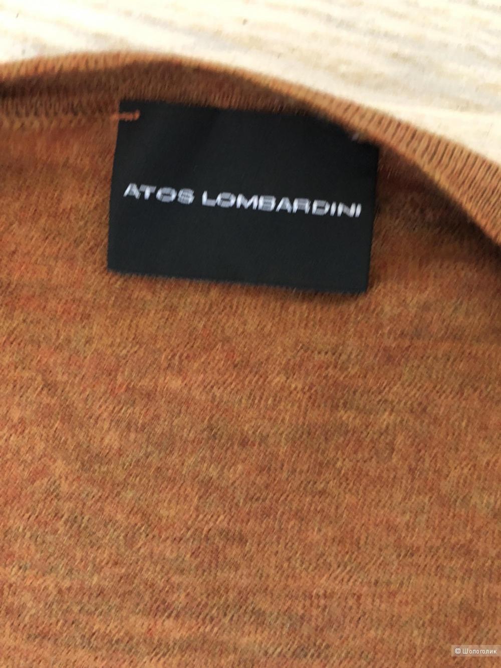 Кардиган Atos Lombardini, размер S-M.