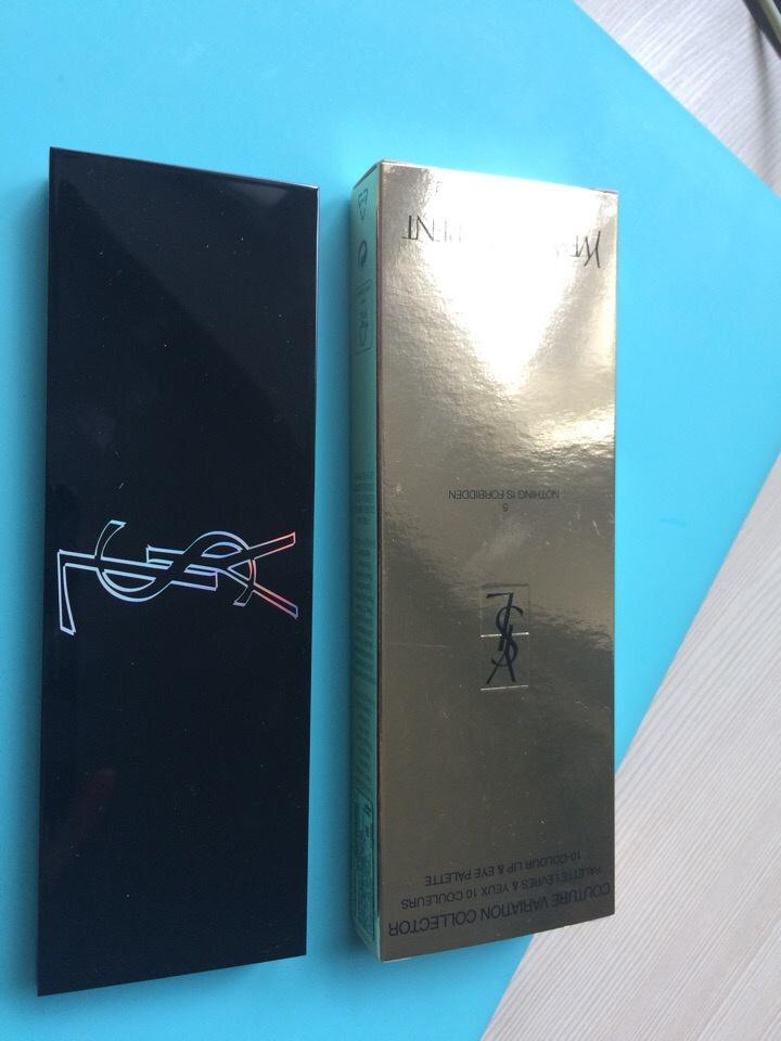 Палетка для губ и глаз Yves Saint Laurent