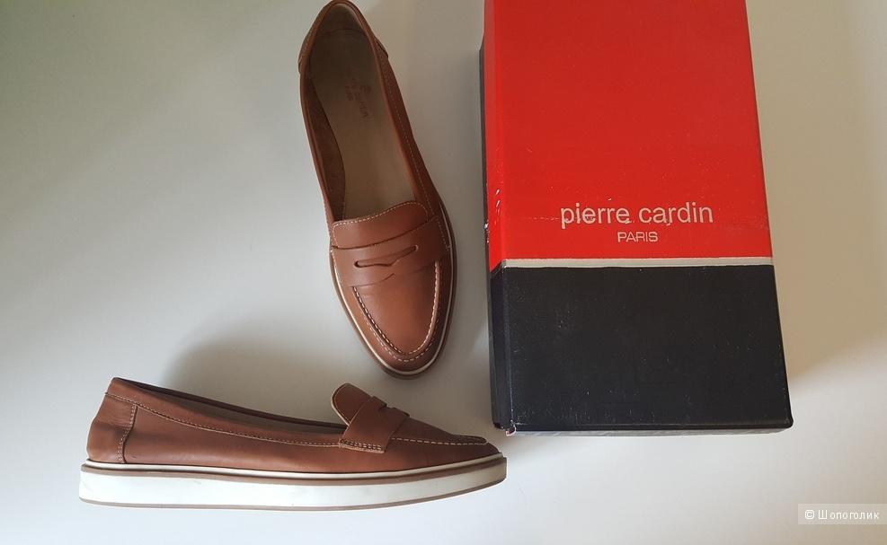 Pierre Сardin мокасины 39 размер