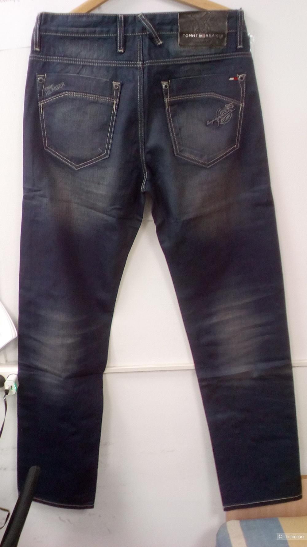 Новые оригинальные джинсы Tommy Hilfiger W34 L34
