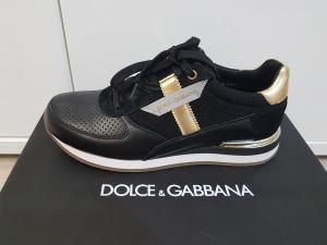 Кроссовки Dolce&Gabbana, размер 38 (25 см)
