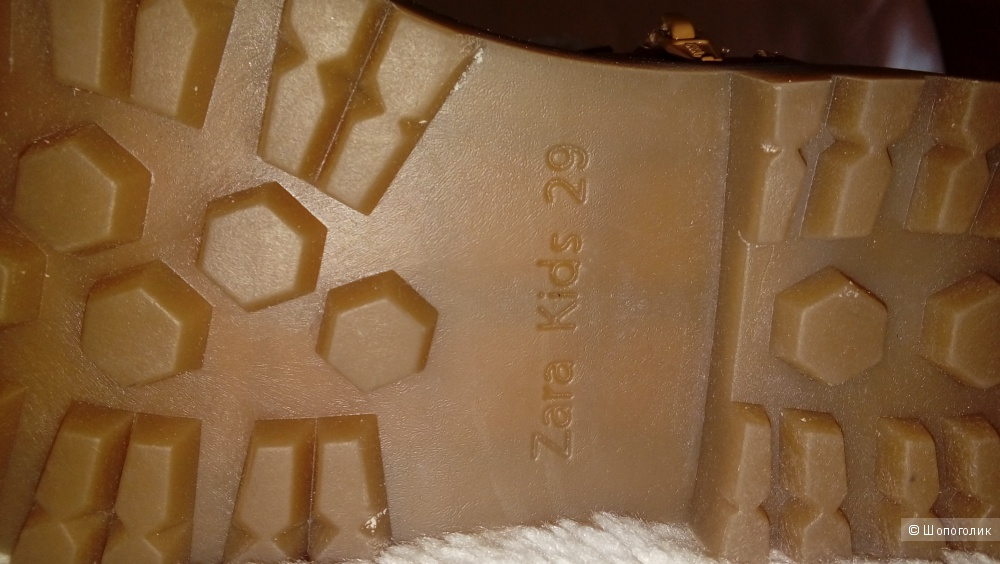 Детские ботинки  Zara Kids 29 р-р