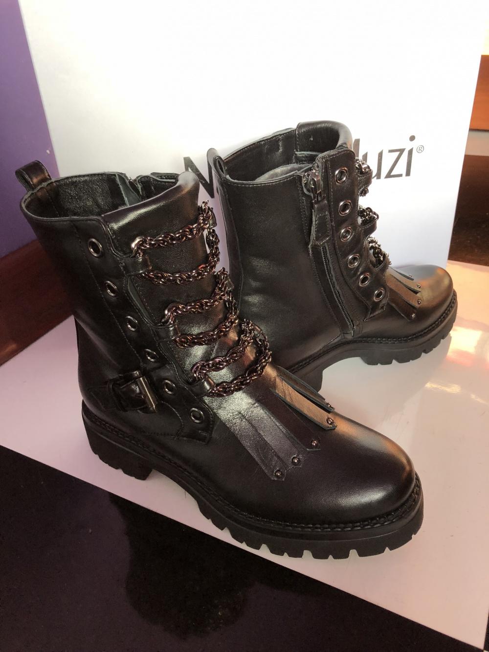 Ботинки Nando Muzi ,размер 37