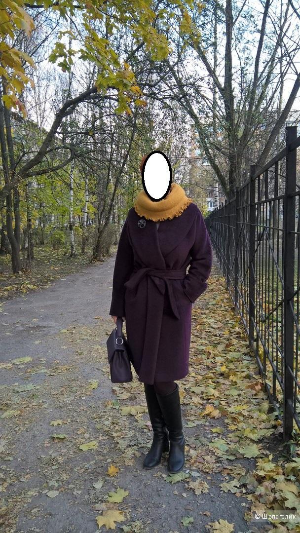 Пальто Соната, размер M 46
