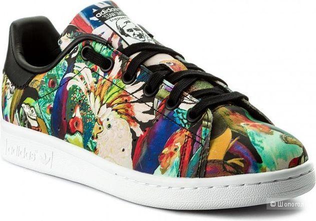 Кеды Adidas Stan Smith Tropical Print, UK6