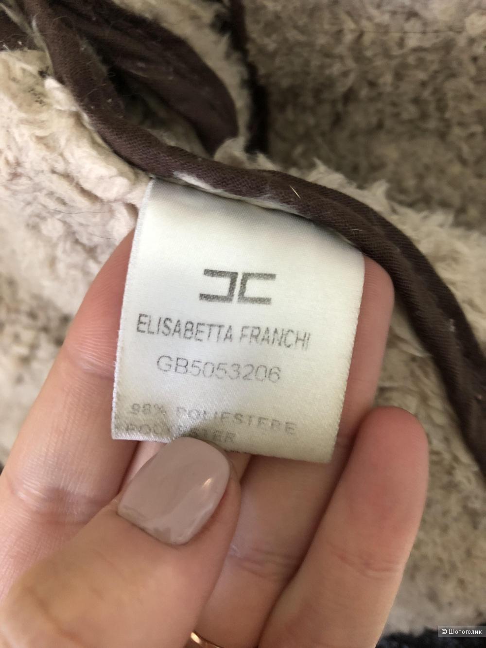 Косуха Elisabetta franchi размер 44/46