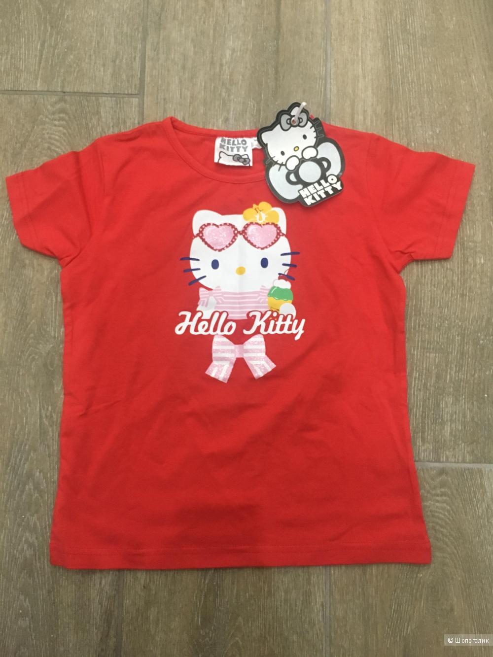 Футболка Hello Kitty, 7 лет