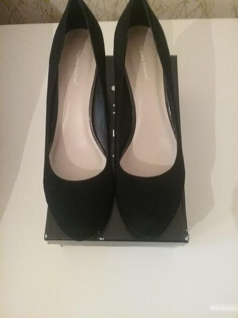 Туфли-лодочки Popular Fashion, 41-42 р.