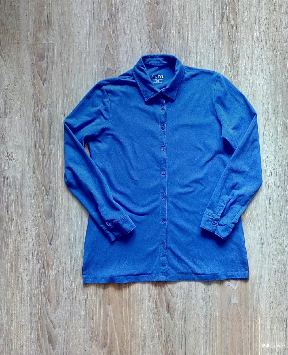Блузка - рубашка Denim & Co, 44-46