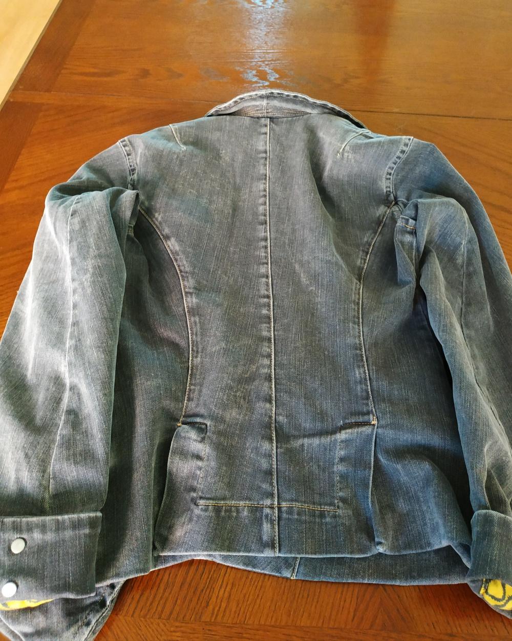 Джинсовая куртка, Vivienne Westwood, M