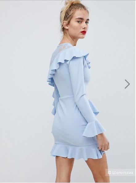 Платье Missguided р. UK 8 (42-44)