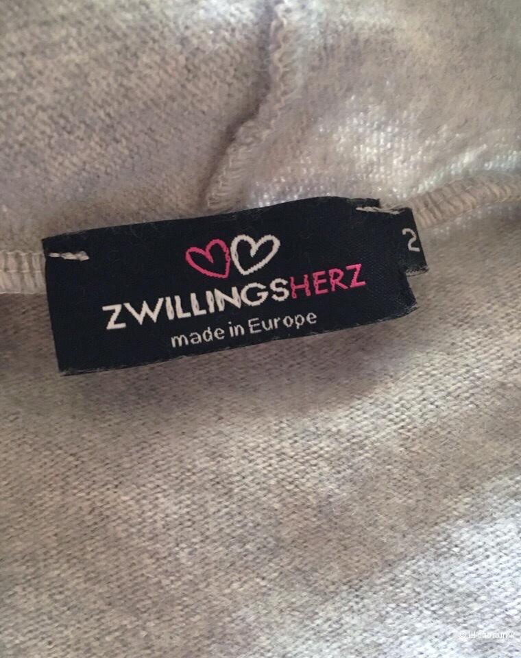 Кардиган Zwillingsherz размер 2
