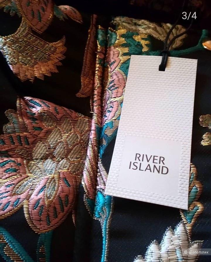 Пуховик River Island р-р 16 UK