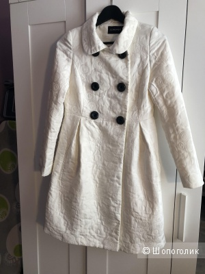 Легкое пальто, ConceptClab, размер ХХS. (40-42)