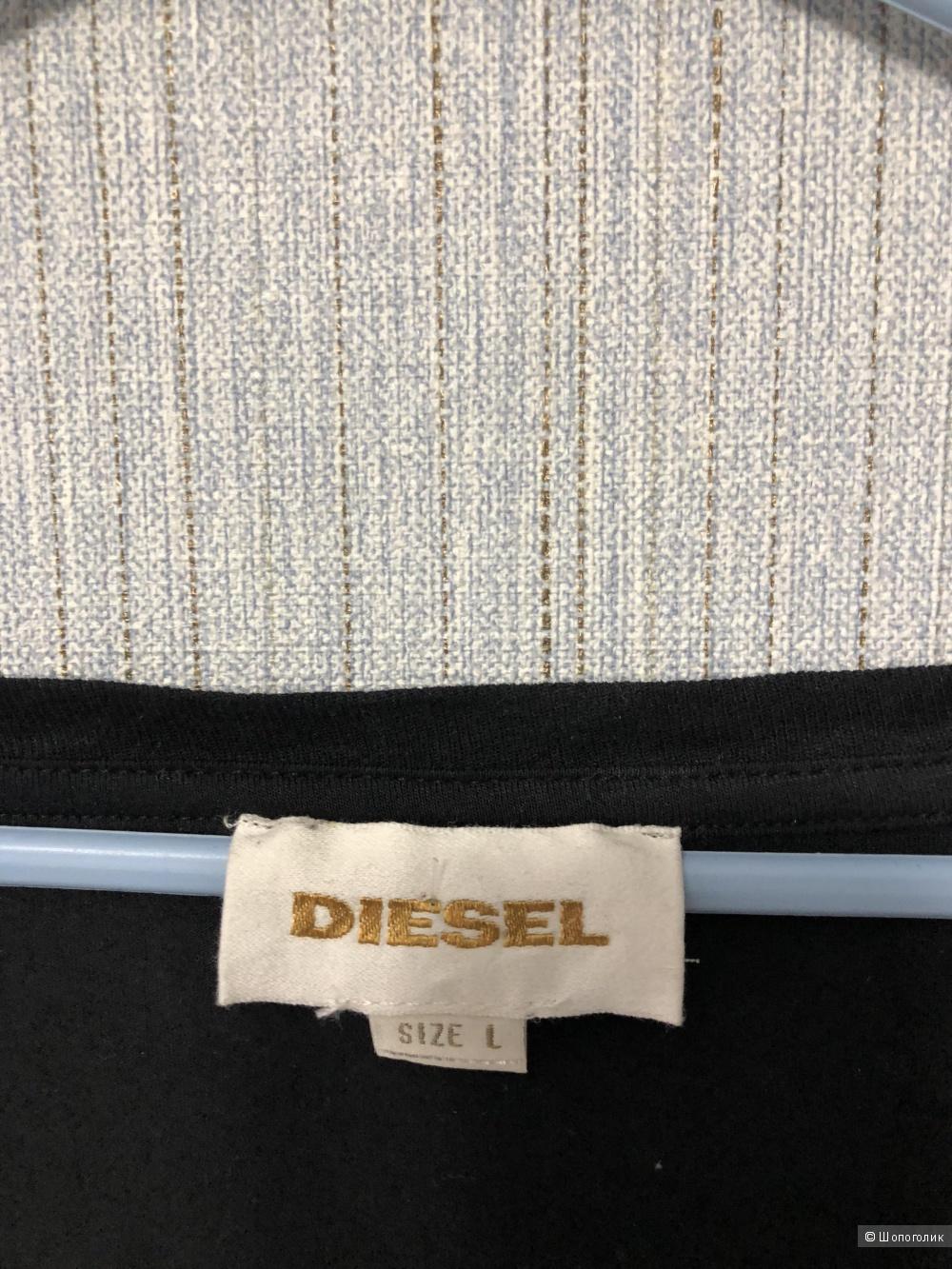 Лонгслив Diesel размер 42/44