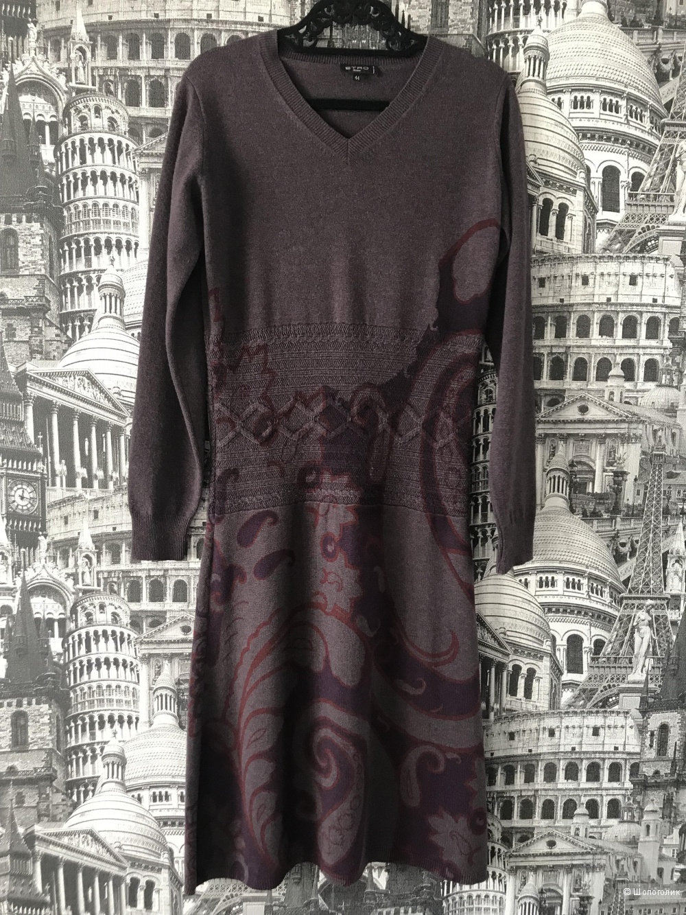 Платье Etro Milano 46