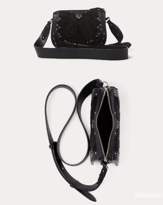 Новая сумочка Кроссбоди Ralph Lauren