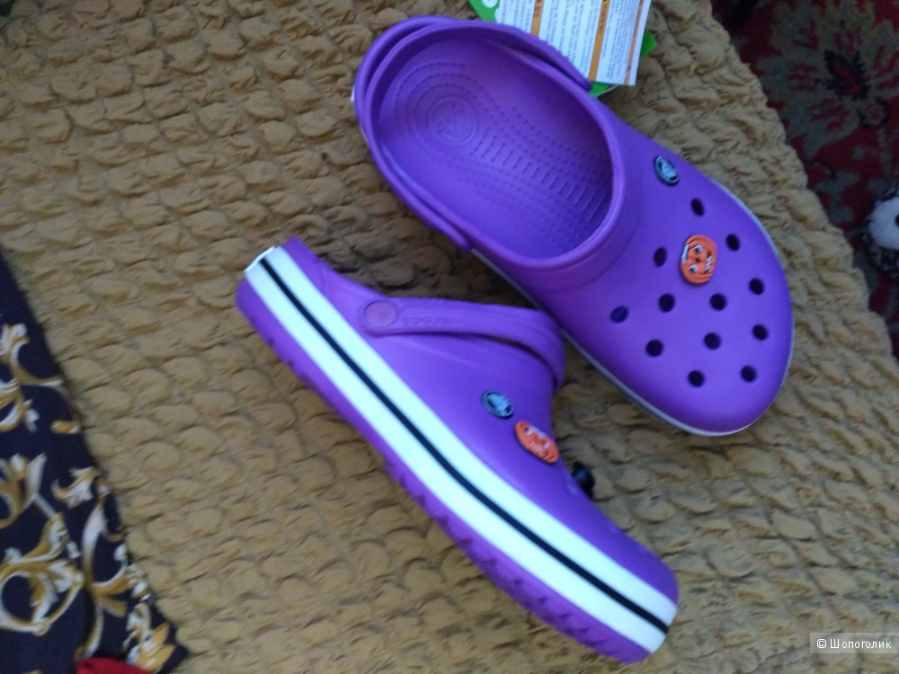 Сабо Crocs 39-40 размер