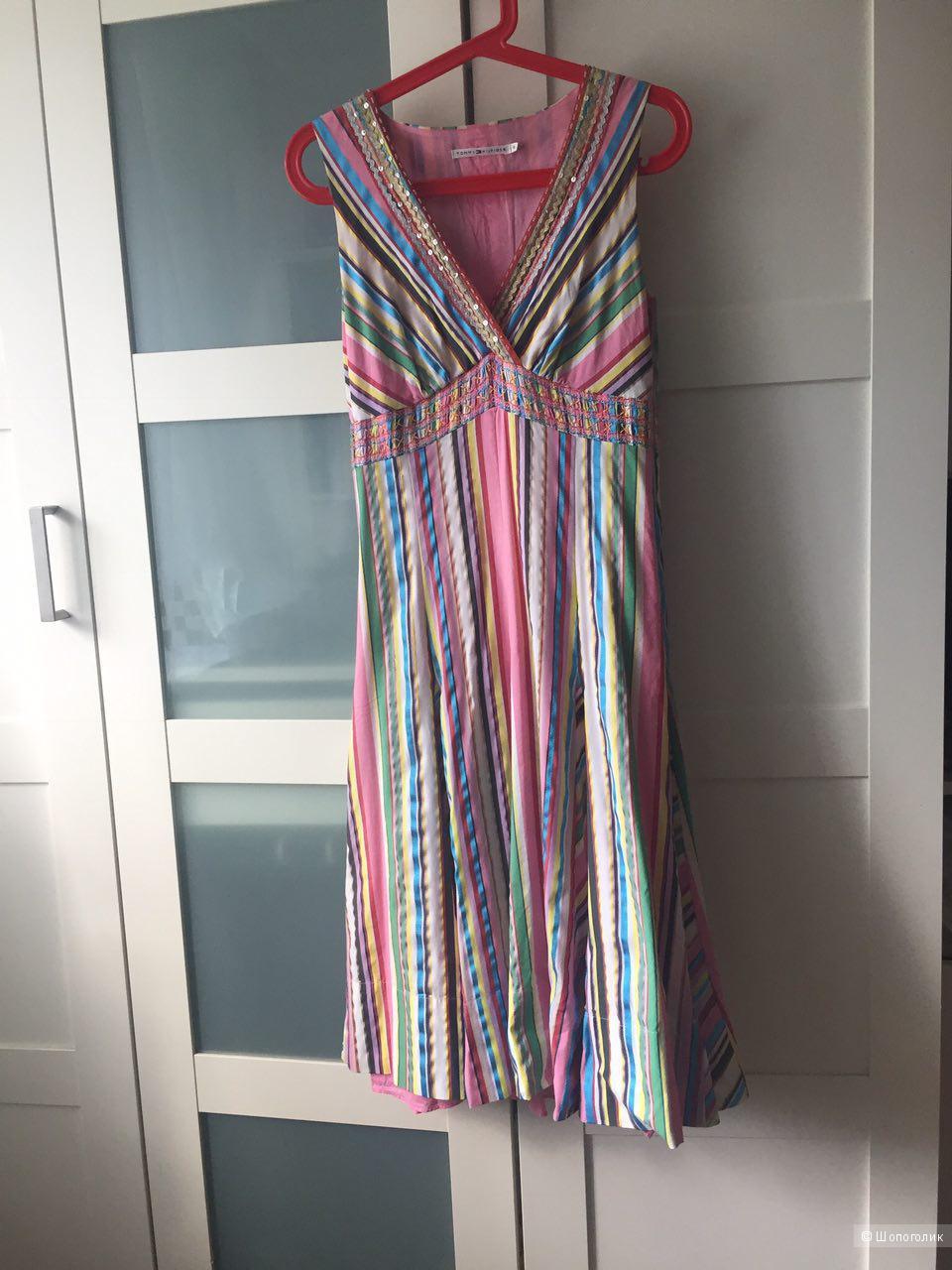 Платье TOMMY HILFIGER , размер 44-46