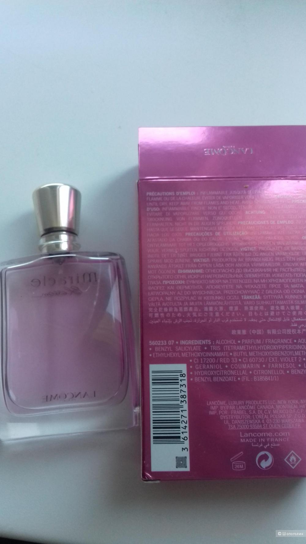 парфюмерная вода Miracle Blossom Lancome 3550 мл в магазине другой