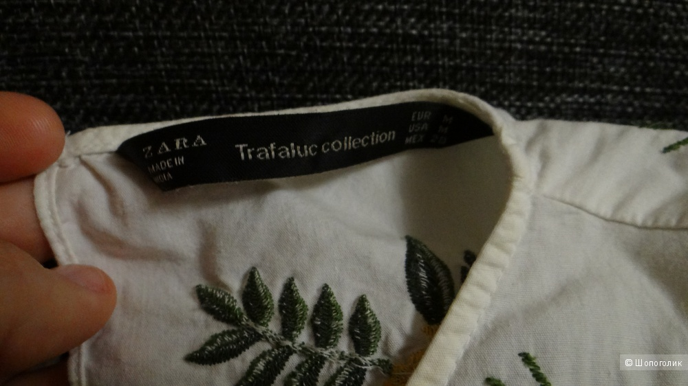Блузка ZARA Old Collection размер M