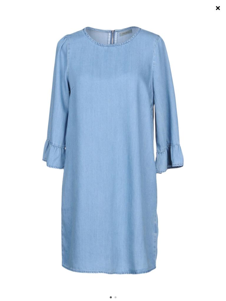 Джинсовое платье Vero Moda, размер m (44-46 Росс)