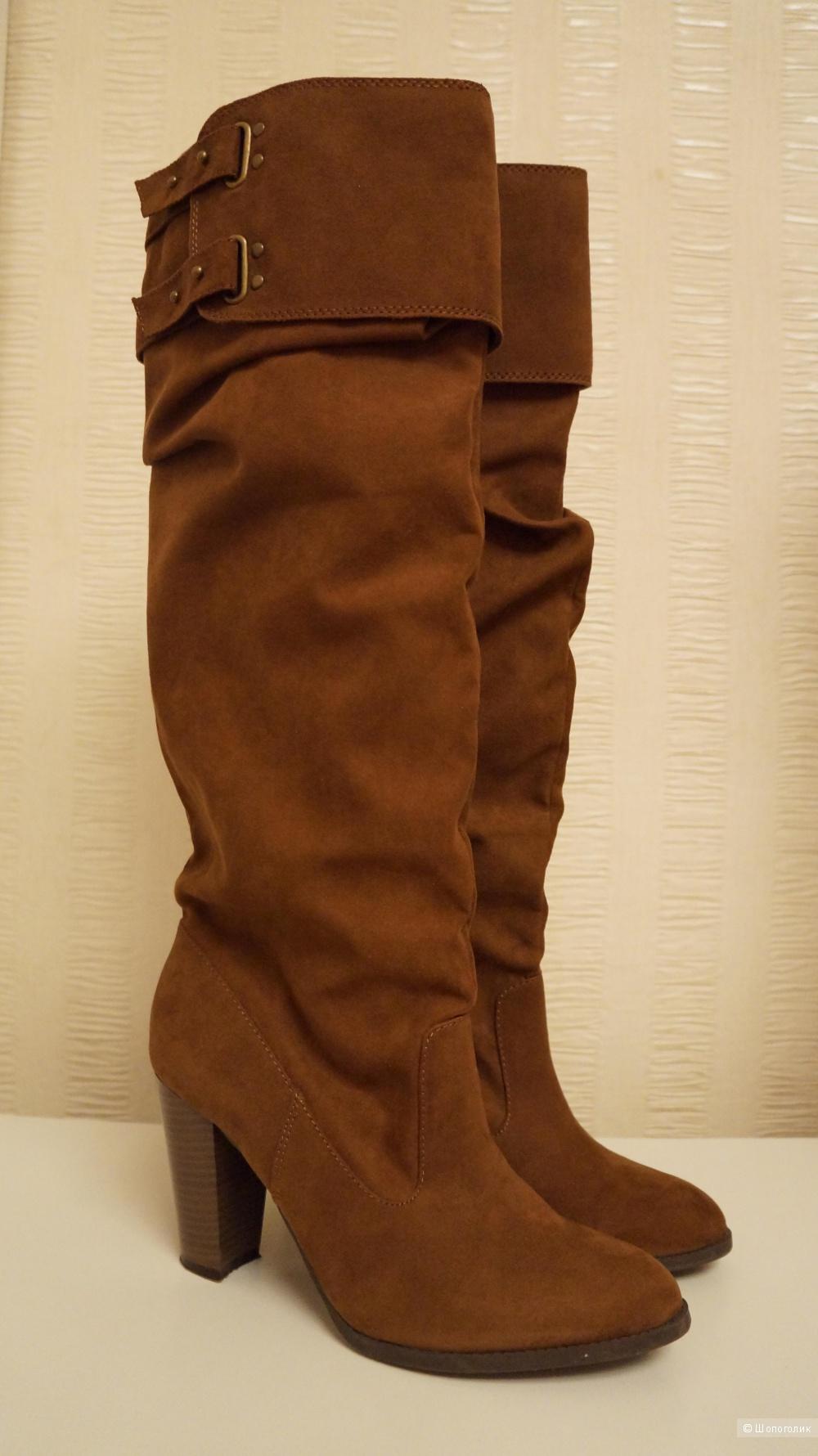 Сапоги Zara, 39 размер (40 EU)