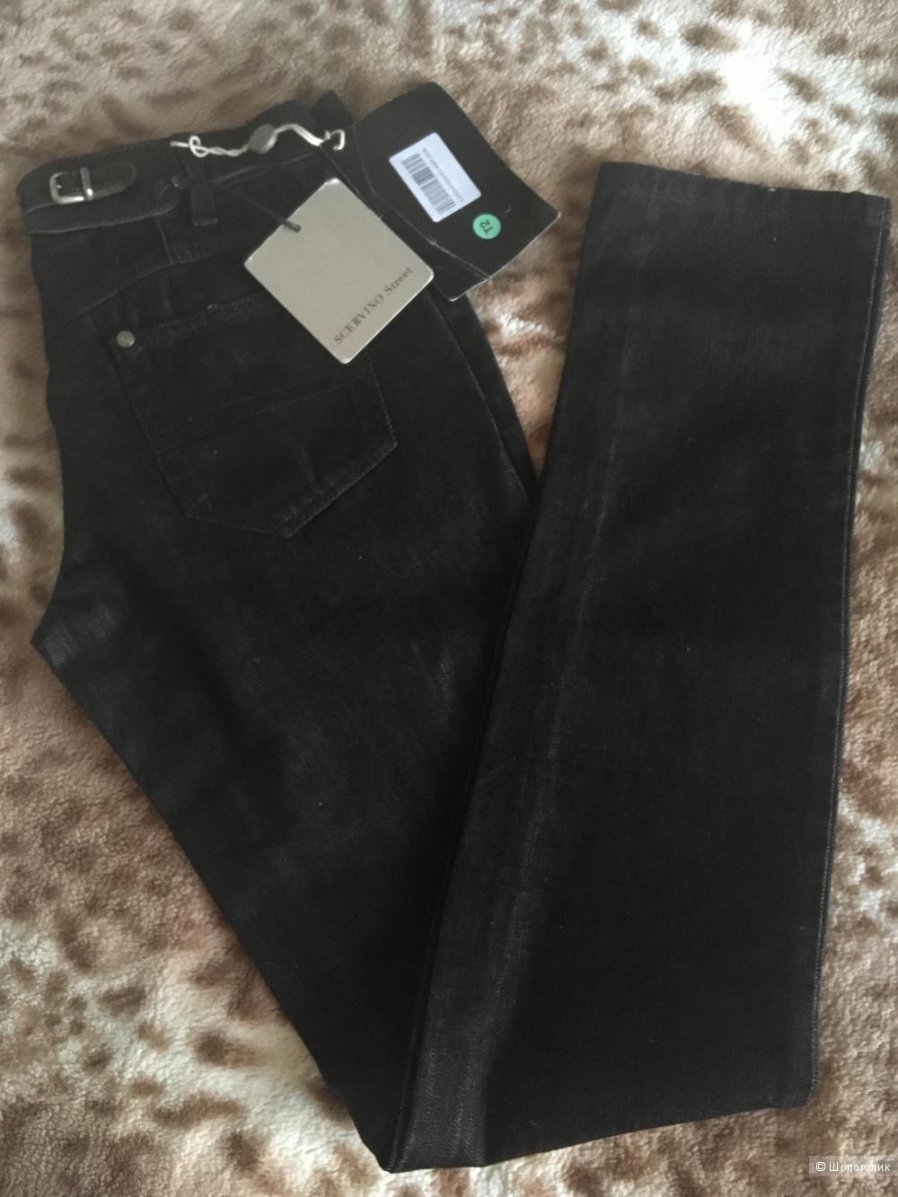 Джинсовые брюки SCERVINO STREET размер 42RU
