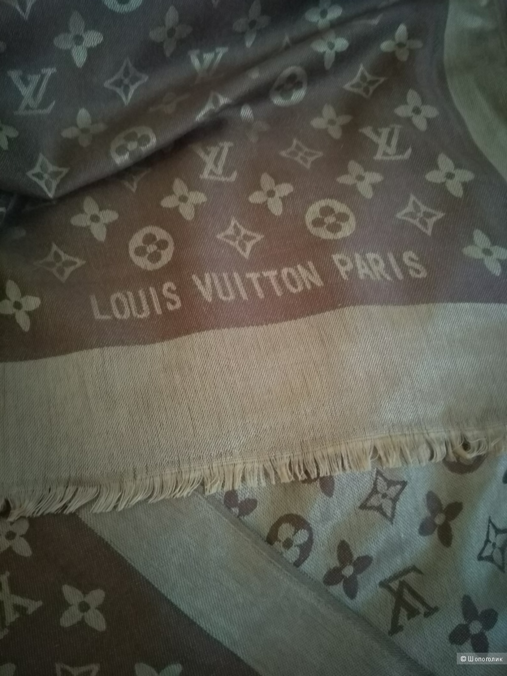 Палантин Louis Vuitton 186*70