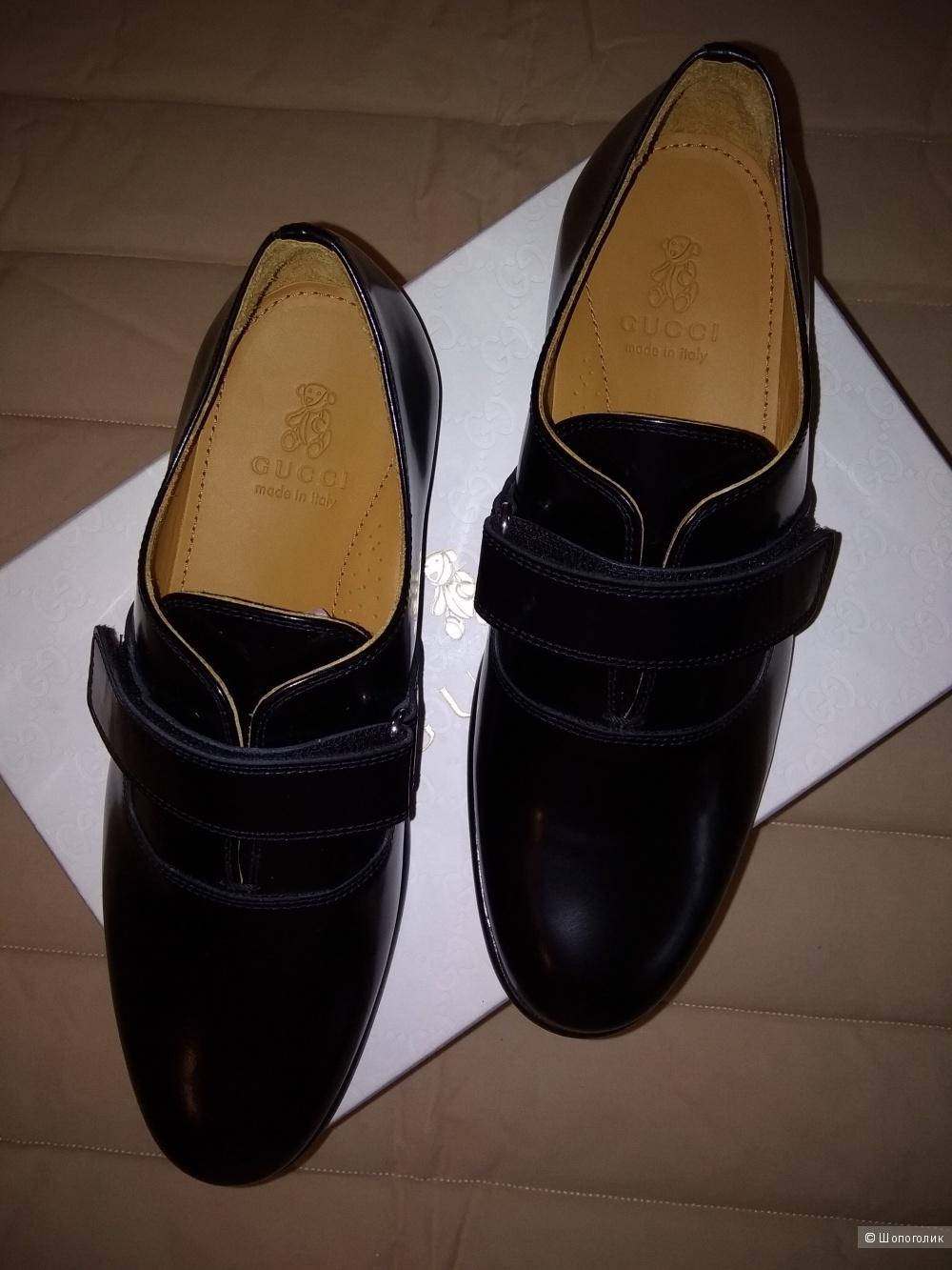 Туфли Gucci, размер 35
