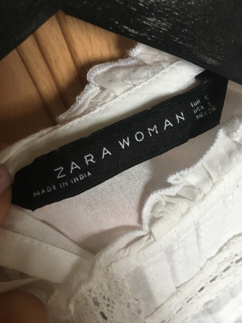Топ Zara Woman размер S