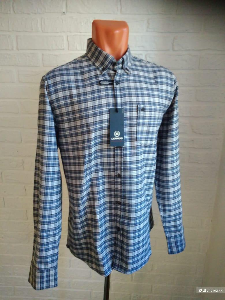 Утепленная рубашка Lerros, размер 50