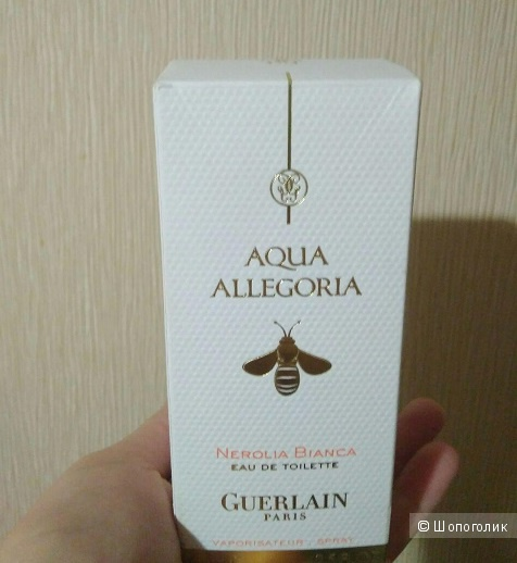 Guerlain Aqua Allegoria Nerolia Bianca, 70мл из 75мл