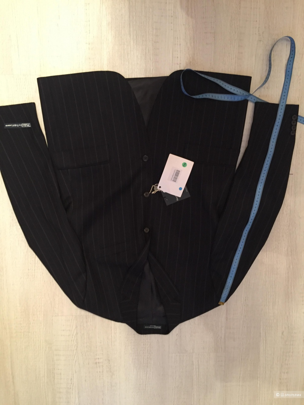 Мужской костюм Polo Ralph Lauren, 54 it