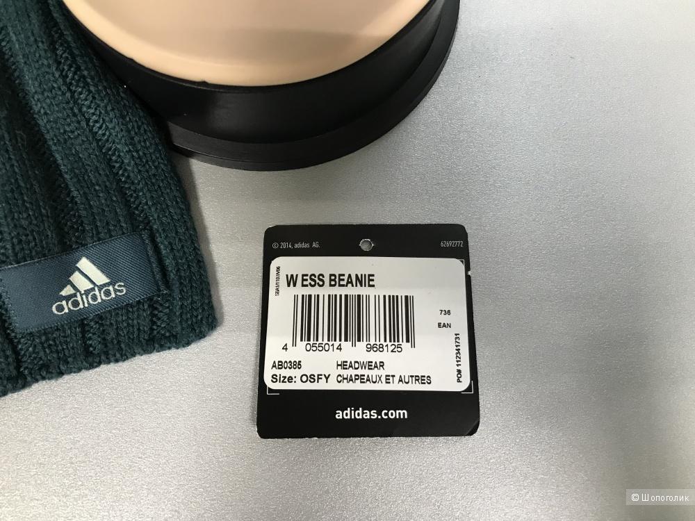 Шапка и шарф Adidas one size