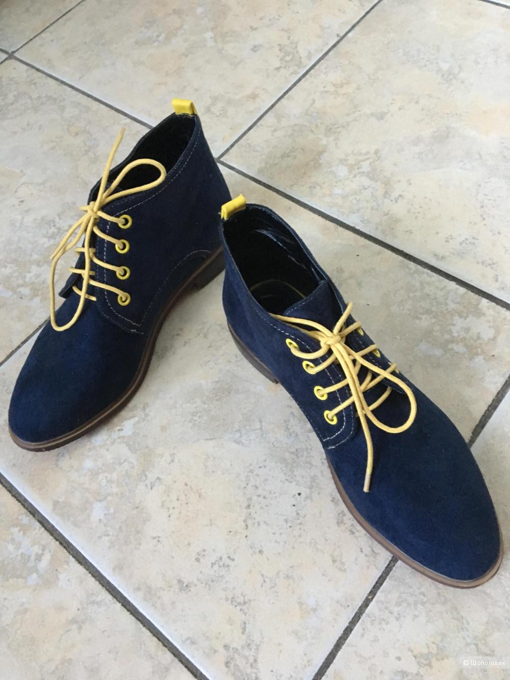 Замшевые ботинки Stella Marco, размер IT36