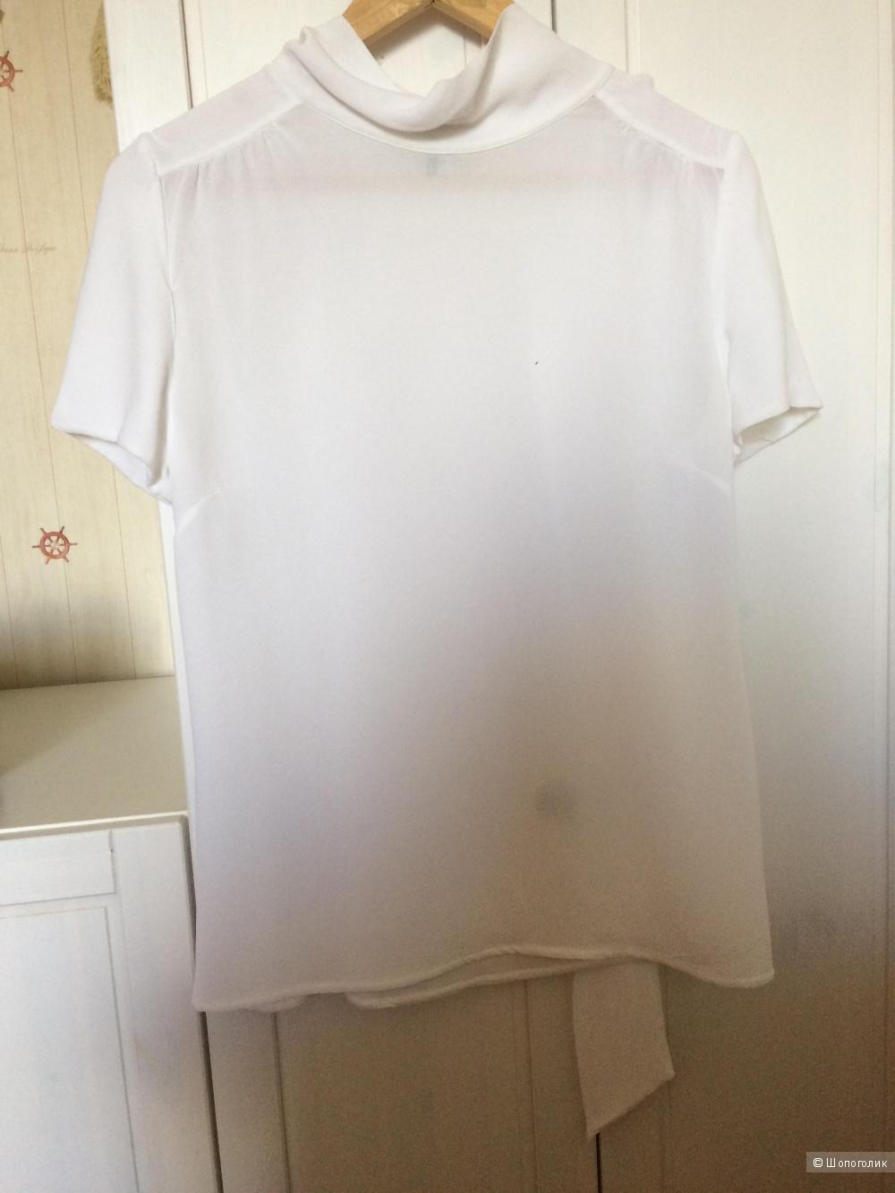 Блуза Massimo Dutti, р-р 44-46