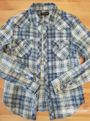 Рубашка BLACK ORCHID, размер 42