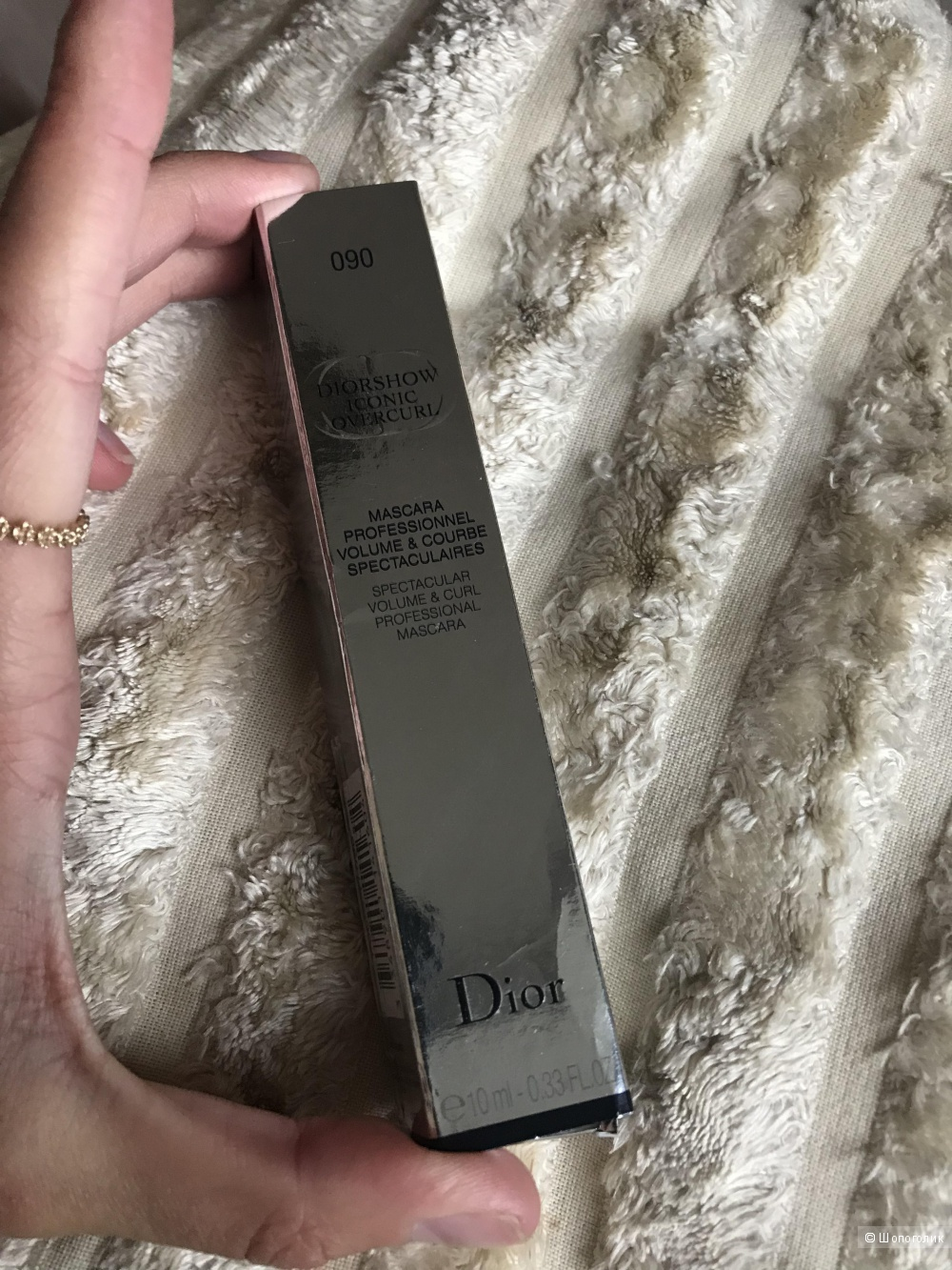 Тушь Dior оригинал