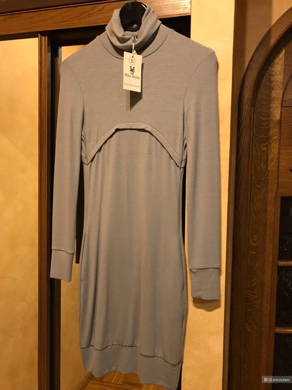 Платье-туника Mira Sezar, размер 42-44
