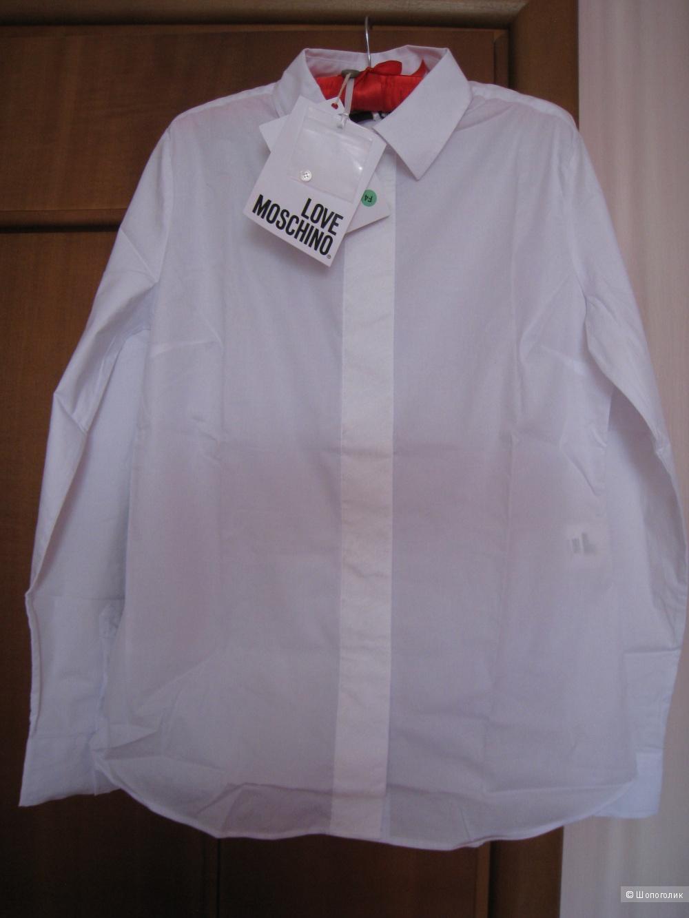Блузка LOVE MOSCHINO , 46It