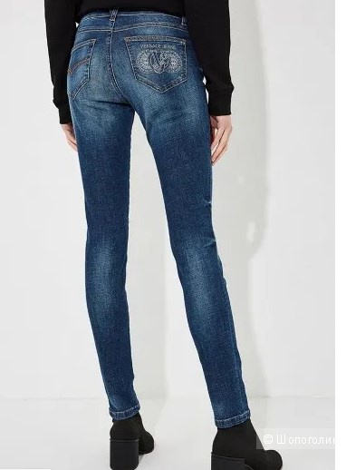 Джинсы Versace оригинал, размер 30