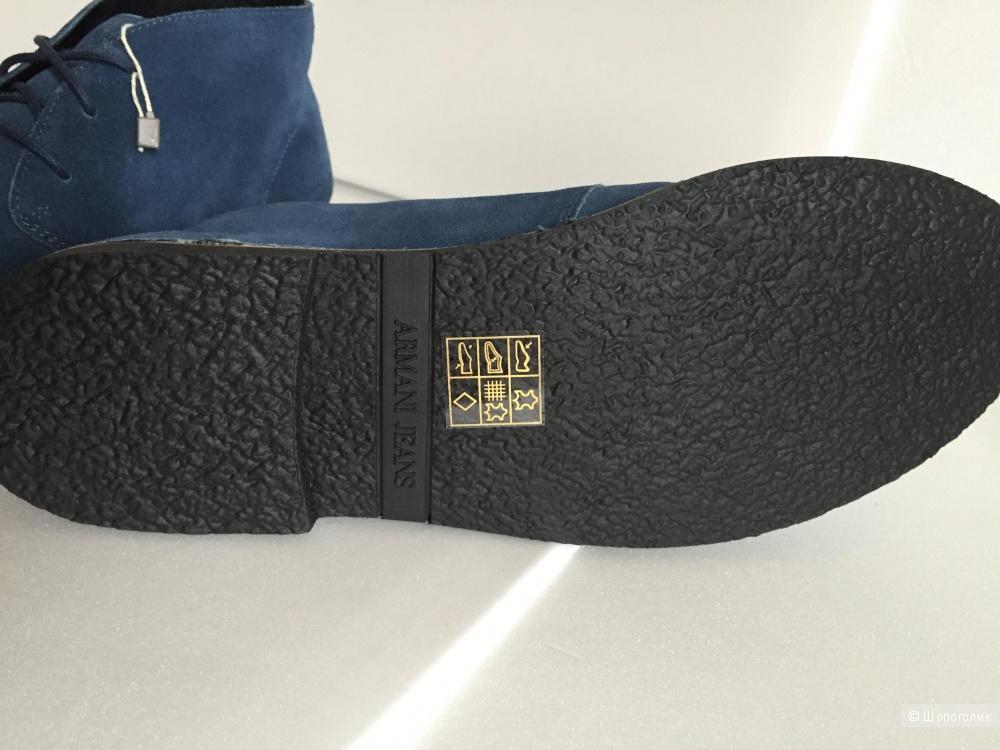Ботинки Armani Jeans, 44 размер