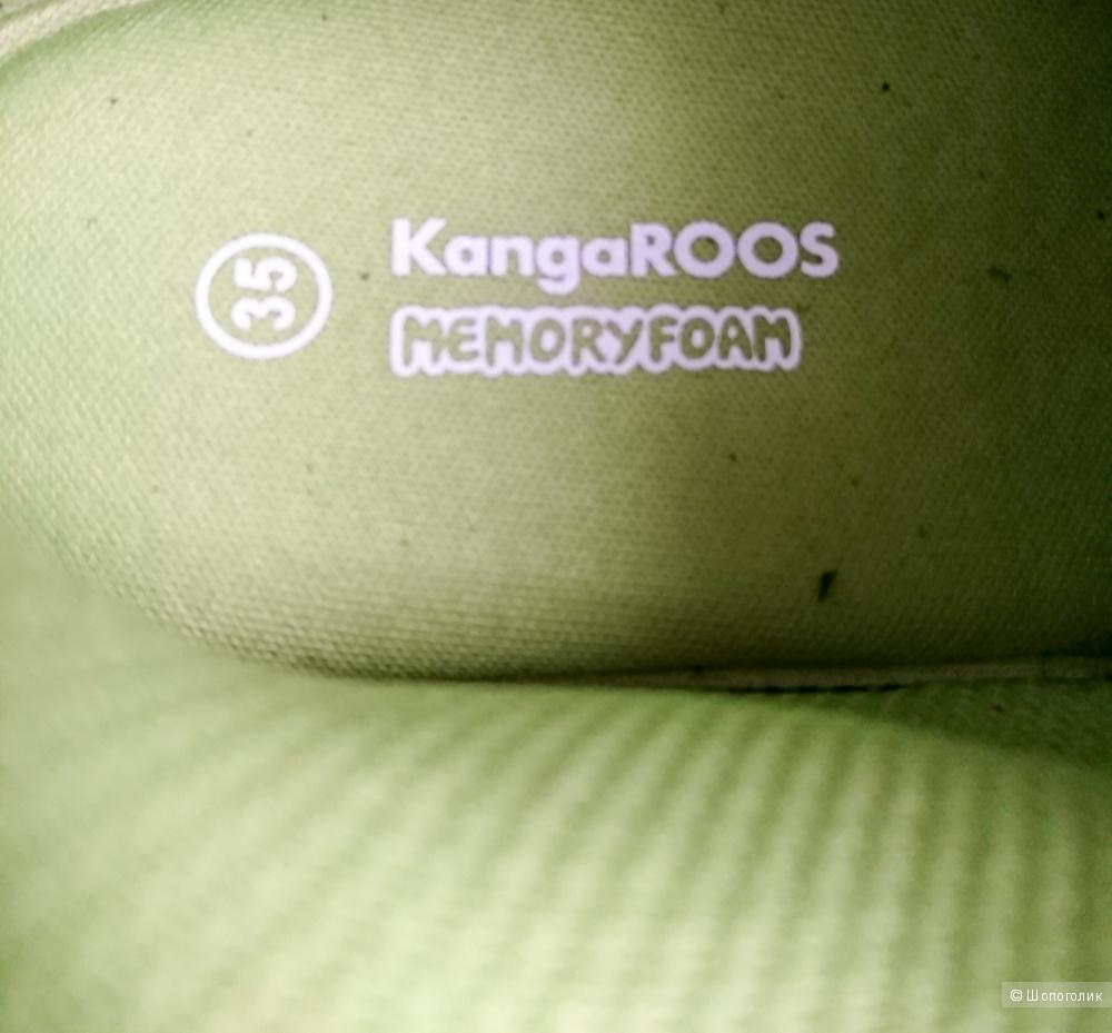 Кроссовки KangaRoos, 35размер
