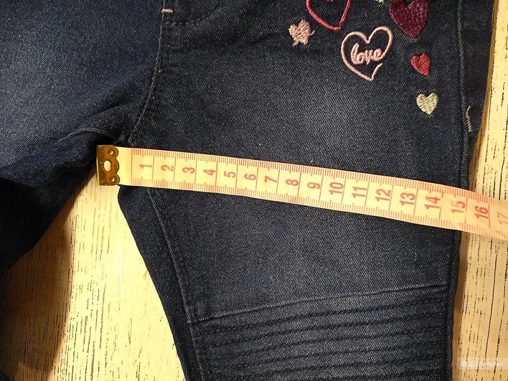 Джинсы Kiki&Koko, на рост 104-110 см (примерно 3-4 года)