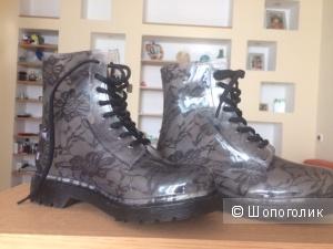 Резиновые ботинки G•SIX WORKSHOP размер 36