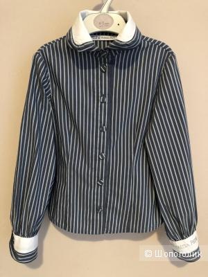 Блузка- рубашка Patrizia Pepe, 4-6лет