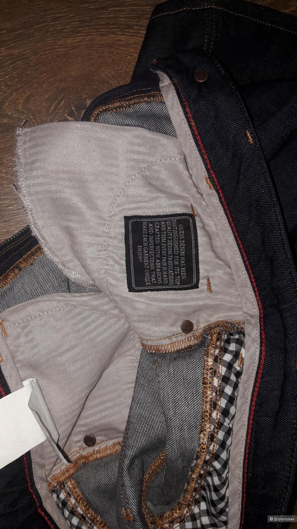 Юбка джинсовая Guess, размер 26 (XS)