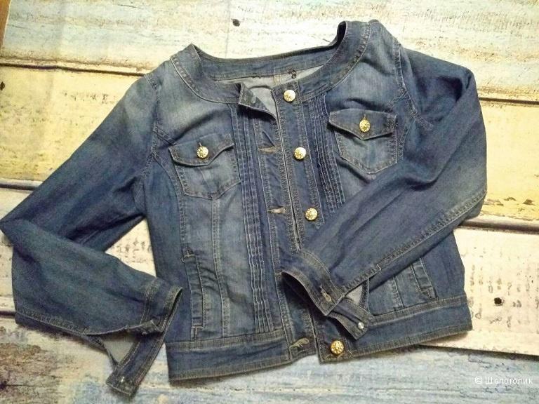 Джинсовая куртка Baby Phat, L на 46-48р